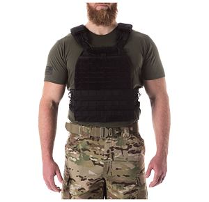 Nosič plátů 5.11 Tactec Plate Carrier - 019 Black - S-XL