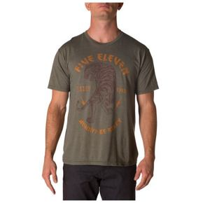 5.11 Osaka Tiger Tee tričko - 223 Military Green Heather