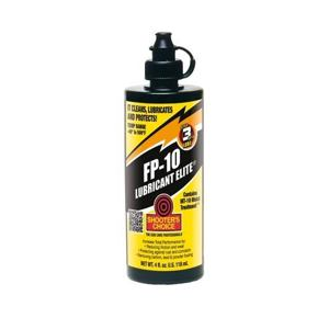 Shooter Choice FP-10 Gun Lubricant Elite 4 oz Liquid
