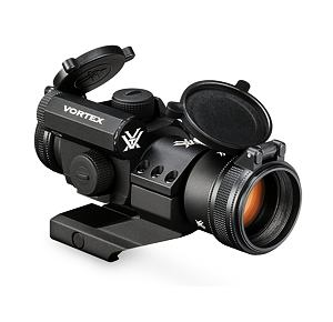 Kolimátor Vortex StrikeFire II Red DOT/LED Scope - AR15, 4 MOA