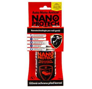 Nanoprotech sprej - Auto Moto Anticor 150 ml