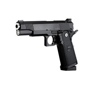 Pistole BUL SAS II EDC Government Black - 9 mm Luger
