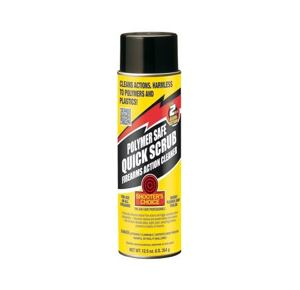 Shooter Choice Polymer Safe Quick-Scrub Action Cleaner 12 oz Aerosol