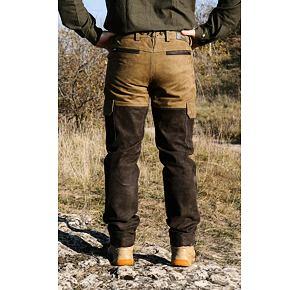 Kalhoty kožené zeleno-hnědé Carl Mayer Ramsau ca2276ad76