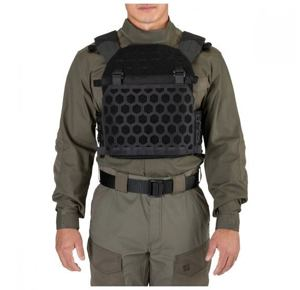 5.11 All mission Plate Carrier nosič plátů - 019 Black