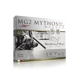 Brokový náboj Baschieri&Pellagri MG2 Mythos Magnum 12/76/46g/3,9mm