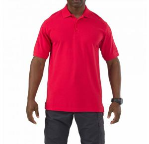 5.11 S/S Professional S/S Polo košile - Range Red