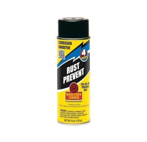 Shooter Choice Rust Prevent Rust Preventative and Lubricant 6 oz Aerosol