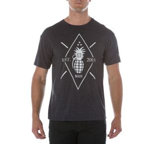 5.11 Pineapple Grenade Tee tričko - 035 Charcoal heather