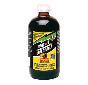 Shooter Choice MC #7 Firearms Bore Cleaning Solvent 16 oz Liquid